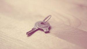 sleutel afgebroken slot